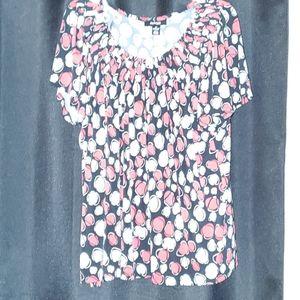 Womans plus size 3x blouse